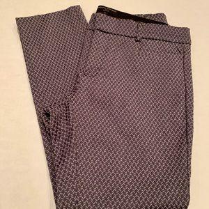 Banana Republic Sloan Fit Pants, Size 6P